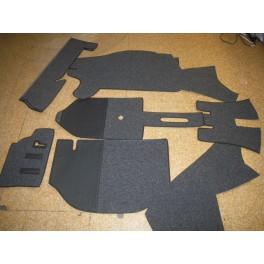 Kit moquette porsche 2l et 2l4